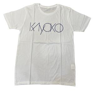 《50%OFF》KAYOKO Name Logo T-Shirts(ホワイト)