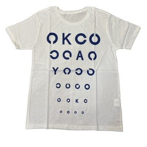 《50%OFF》視力検査 T-Shirts(ホワイト)